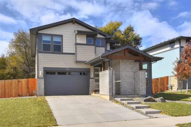 969 Eaton Street, Lakewood, CO 80214 (#2568823) :: The DeGrood Team