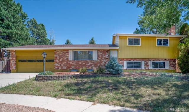 2914 Flintridge Place, Colorado Springs, CO 80918 (#2568909) :: The DeGrood Team