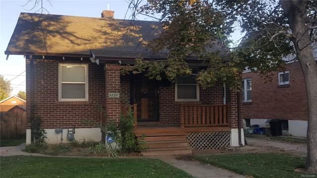4424 Decatur Street, Denver, CO 80211 (#2568992) :: RazrGroup