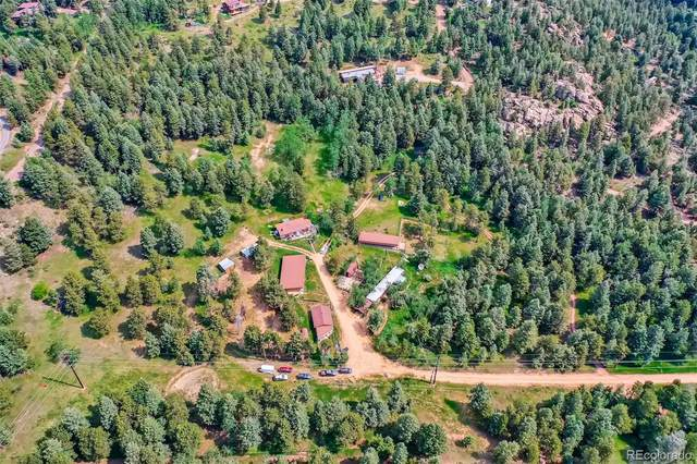 8939 Hillview Road, Morrison, CO 80465 (#2569350) :: Finch & Gable Real Estate Co.