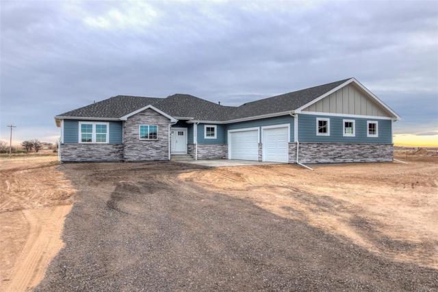 38800 E 145th Avenue, Keenesburg, CO 80643 (MLS #2569498) :: Keller Williams Realty