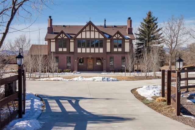 5055 S Holly Street, Cherry Hills Village, CO 80111 (#2569516) :: Wisdom Real Estate