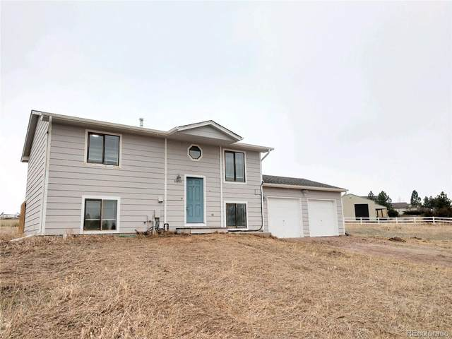 36450 Winchester Road, Elizabeth, CO 80107 (MLS #2570118) :: 8z Real Estate