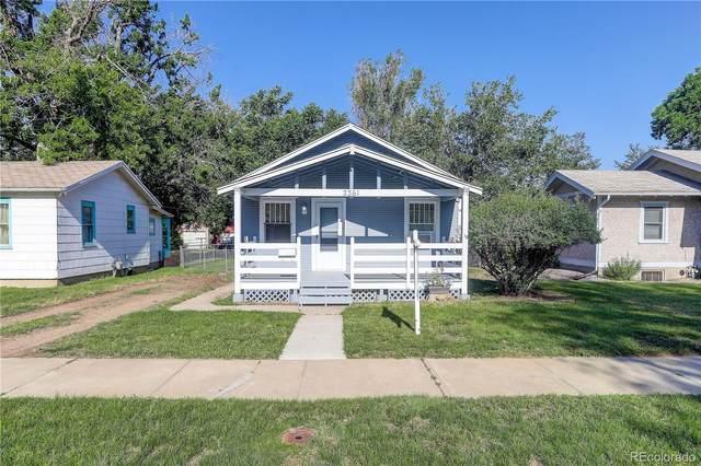 2361 S Williams Street, Denver, CO 80210 (#2570310) :: Stephanie Fryncko | Keller Williams Integrity