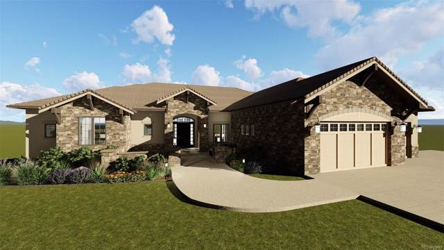 8647 Eagle Moon Way, Parker, CO 80134 (#2570340) :: The HomeSmiths Team - Keller Williams