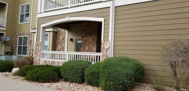 6009 Castlegate Drive C14, Castle Rock, CO 80108 (#2570567) :: Wisdom Real Estate