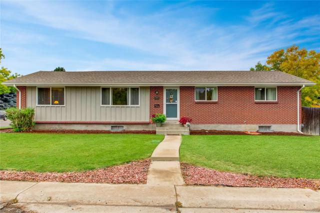 726 W Elati Circle, Littleton, CO 80120 (#2571480) :: Wisdom Real Estate