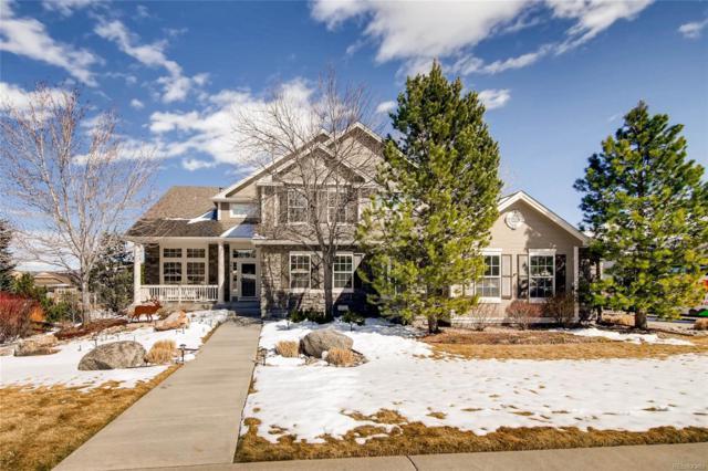 3618 Elk Run Drive, Castle Rock, CO 80109 (#2571838) :: The Pete Cook Home Group
