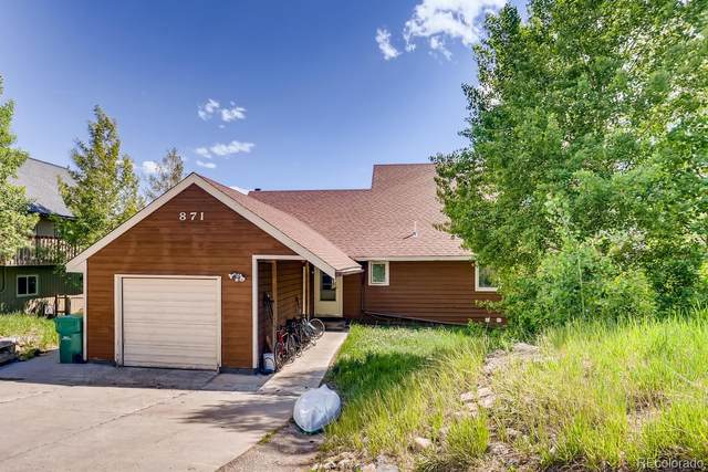 871 Idlewild Drive, Dillon, CO 80435 (#2571943) :: The DeGrood Team