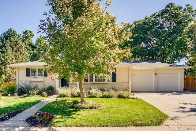 7626 S Cedar Circle, Littleton, CO 80120 (MLS #2572142) :: Kittle Real Estate