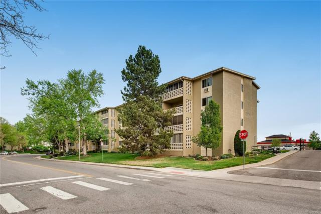 350 S Clinton Street 9A, Denver, CO 80247 (#2572919) :: House Hunters Colorado