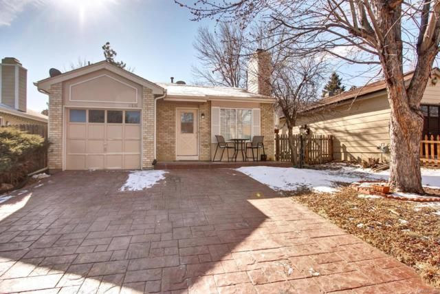 17836 E Bethany Place, Aurora, CO 80013 (MLS #2573043) :: 8z Real Estate