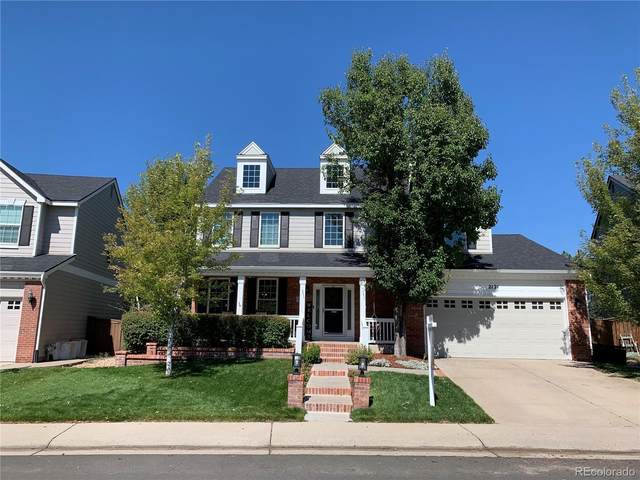 2121 W Maples Place, Highlands Ranch, CO 80129 (#2573056) :: The HomeSmiths Team - Keller Williams