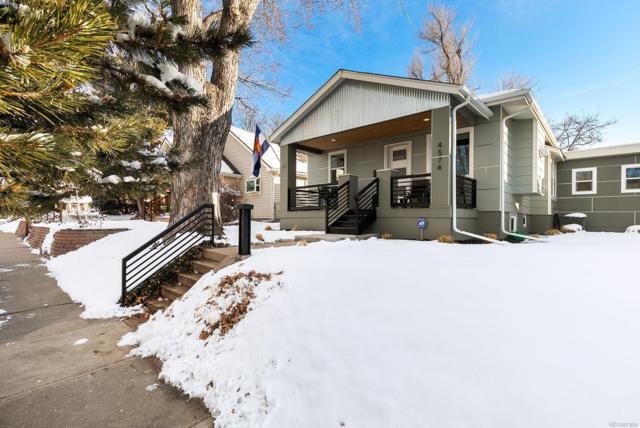 4574 Osceola Street, Denver, CO 80212 (#2573161) :: The Griffith Home Team