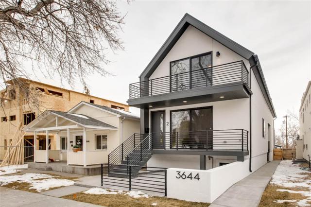 3644 Quivas Street #2, Denver, CO 80211 (#2573509) :: Bring Home Denver