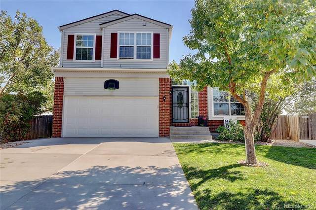 3518 S Fundy Court, Aurora, CO 80013 (#2573800) :: The DeGrood Team