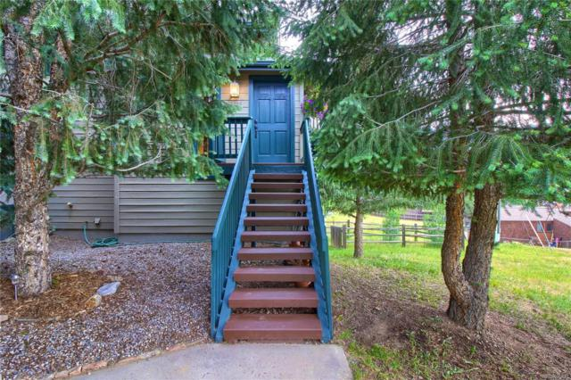 28248 Harebell Lane, Evergreen, CO 80439 (#2573875) :: The City and Mountains Group