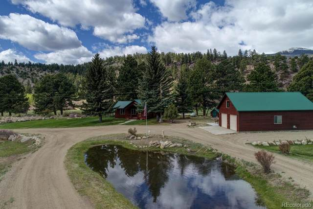 36505 Us Highway 24, Buena Vista, CO 81211 (#2573961) :: Chateaux Realty Group