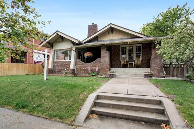 2365 Bellaire Street, Denver, CO 80207 (#2574322) :: Mile High Luxury Real Estate