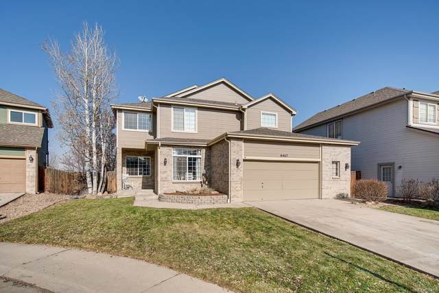 6467 Russell Way, Arvada, CO 80007 (#2574392) :: The Healey Group