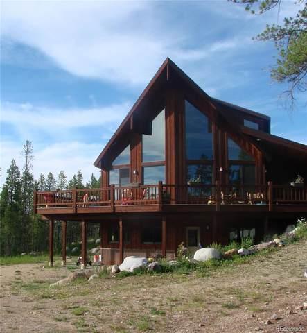 1420 Cr 36, Leadville, CO 80461 (MLS #2574460) :: 8z Real Estate