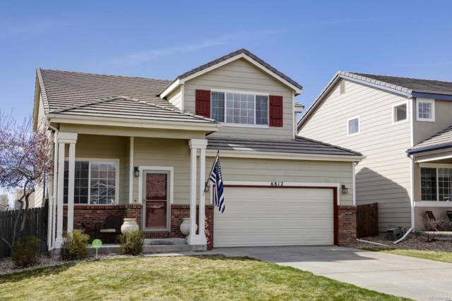 6812 W Remington Place, Littleton, CO 80128 (#2574661) :: The Pete Cook Home Group