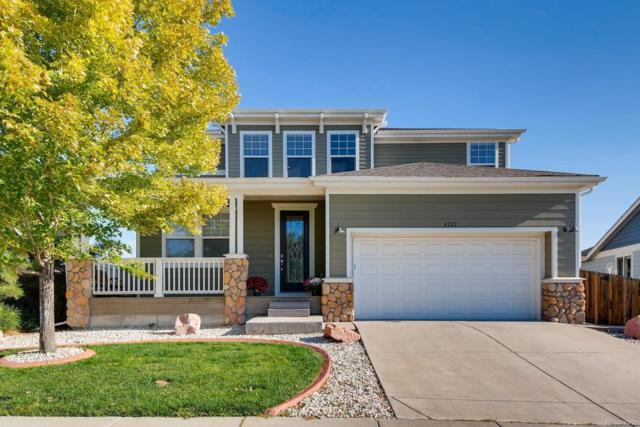 4221 Pioneer Place, Brighton, CO 80601 (#2574777) :: The City and Mountains Group