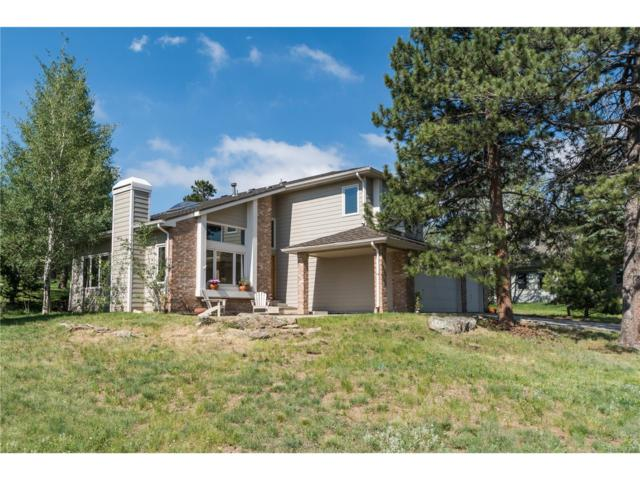 25853 Gateway Drive, Golden, CO 80401 (#2574833) :: The City and Mountains Group