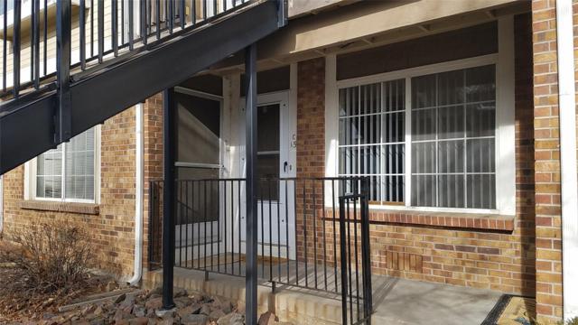 61 S Sable Boulevard C15, Aurora, CO 80012 (#2574897) :: Colorado Team Real Estate
