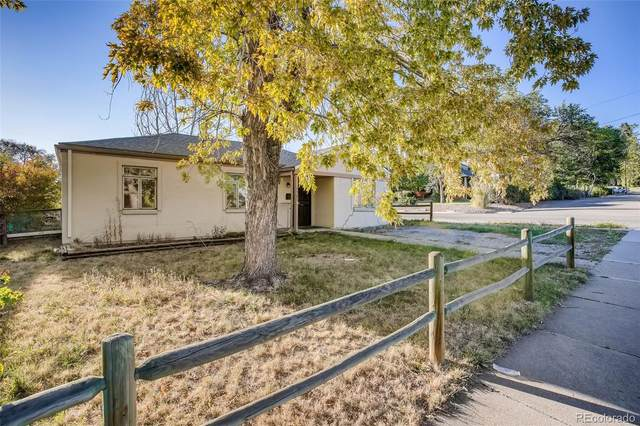 2595 Benton Street, Edgewater, CO 80214 (MLS #2575309) :: 8z Real Estate