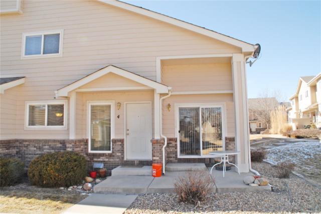 1601 Great Western Drive J4, Longmont, CO 80501 (#2575337) :: Keller Williams Action Realty LLC