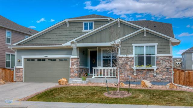 3443 E 143rd Place, Thornton, CO 80602 (#2575660) :: Sellstate Realty Pros