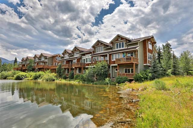 698 Telemark Court A-698, Winter Park, CO 80482 (#2575728) :: The Healey Group