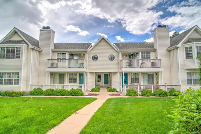 12564 E Pacific Circle C, Aurora, CO 80014 (MLS #2575733) :: 8z Real Estate