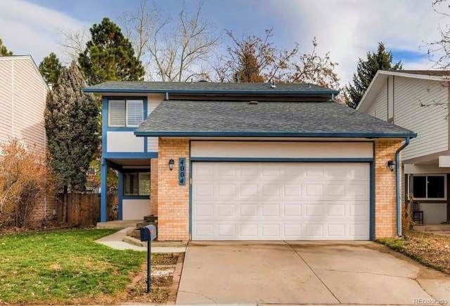 4004 S Atchison Way, Aurora, CO 80014 (#2575746) :: James Crocker Team