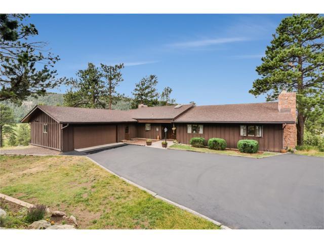 7543 Gartner Road, Evergreen, CO 80439 (MLS #2575775) :: 8z Real Estate