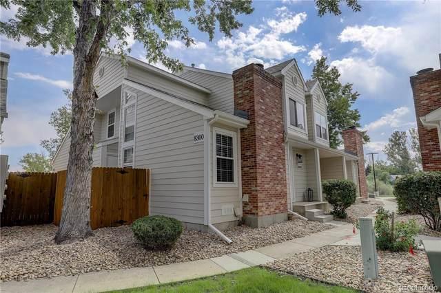 8300 W 87th Drive B, Arvada, CO 80005 (#2575931) :: Compass Colorado Realty
