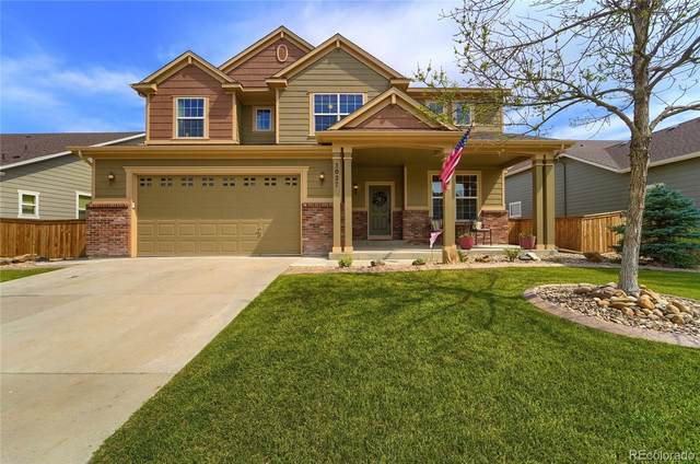 3027 E 143rd Avenue, Thornton, CO 80602 (#2576108) :: The Heyl Group at Keller Williams