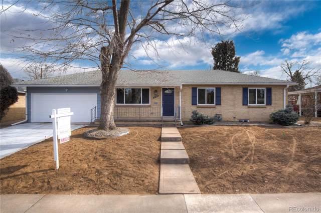 5790 S Delaware Street, Littleton, CO 80120 (MLS #2576175) :: 8z Real Estate