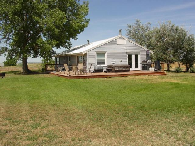 16600 County Road 29, Platteville, CO 80651 (#2576223) :: The Griffith Home Team