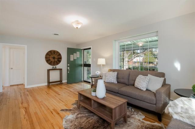1301 Poplar Street, Denver, CO 80220 (#2576228) :: Ben Kinney Real Estate Team
