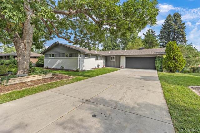 11451 W 27th Place, Lakewood, CO 80215 (#2576511) :: The HomeSmiths Team - Keller Williams