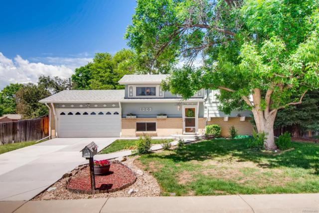 1203 Cottonwood Street, Broomfield, CO 80020 (#2576698) :: The Heyl Group at Keller Williams