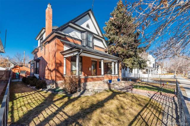 127 S Emerson Street, Denver, CO 80209 (#2576739) :: The Margolis Team