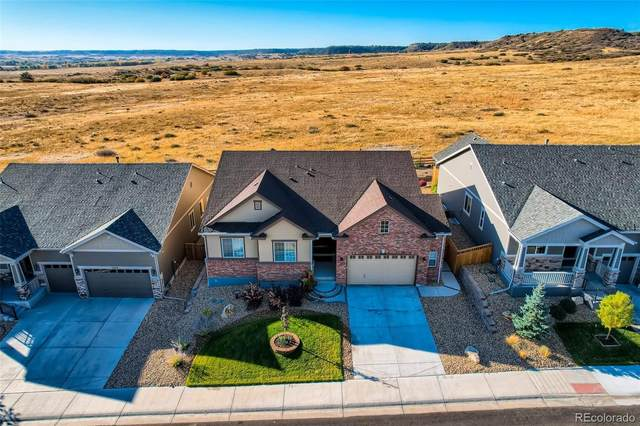 7576 Oasis Drive, Castle Rock, CO 80108 (#2577125) :: The DeGrood Team