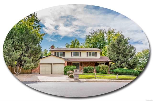 8280 W Baker Avenue, Lakewood, CO 80227 (#2577321) :: The HomeSmiths Team - Keller Williams