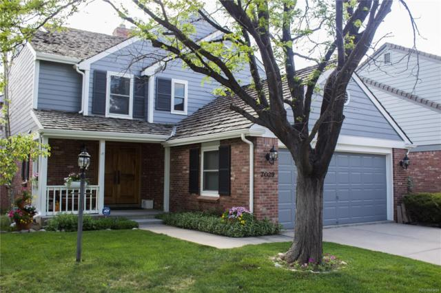 7029 S Locust Place, Centennial, CO 80112 (#2577340) :: The Heyl Group at Keller Williams