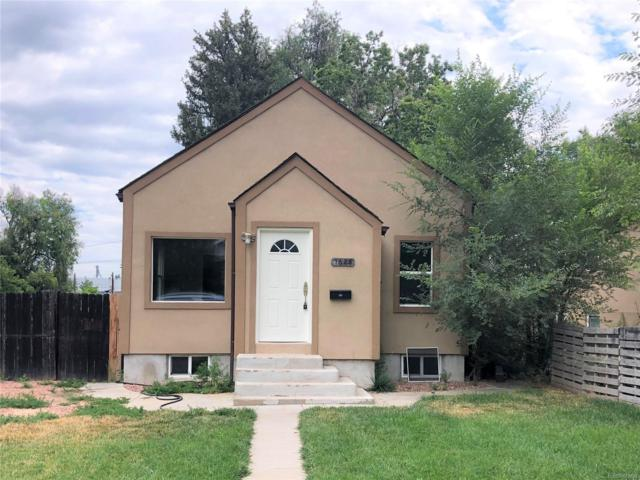 1628 6th Avenue, Greeley, CO 80631 (#2577496) :: The DeGrood Team