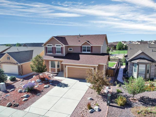 12065 Sunset Crater Drive, Peyton, CO 80831 (#2577627) :: The City and Mountains Group