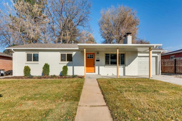 2014 S Meade Street, Denver, CO 80219 (#2577743) :: HomePopper